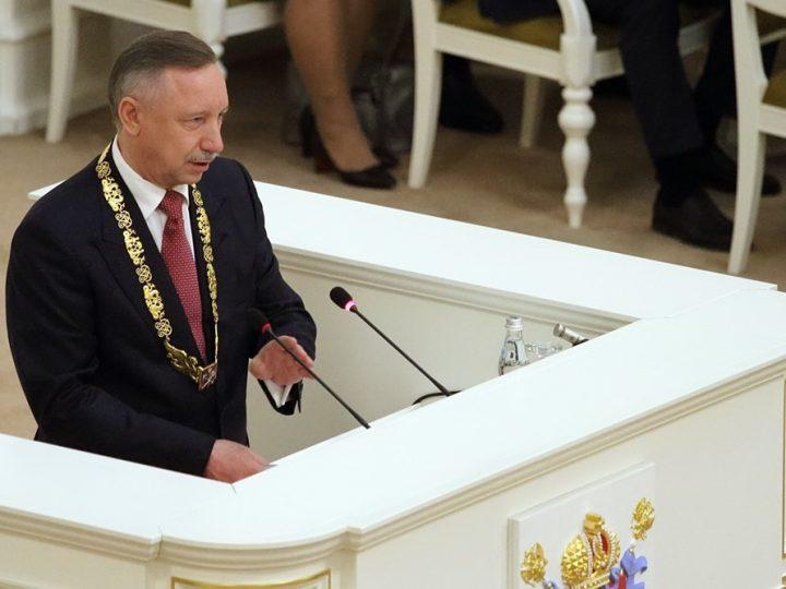 Новости Губернатора Санкт-Петербурга